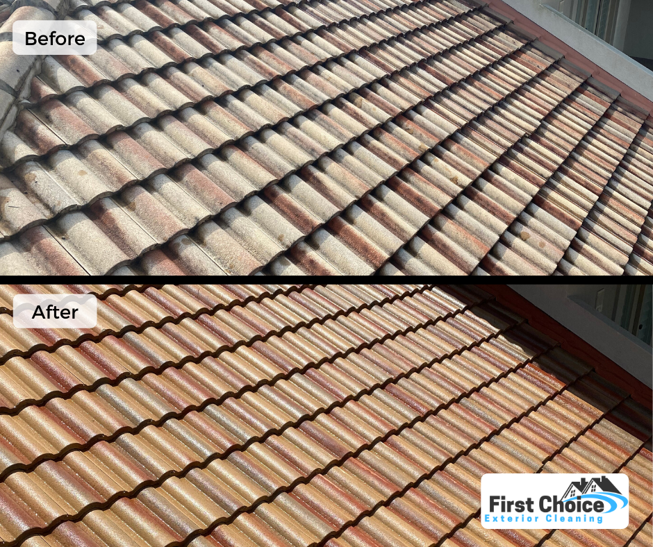 tile roof cleaning ponte vedra beach fl