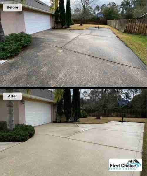 paver walkway cleaning in jacksonville beach